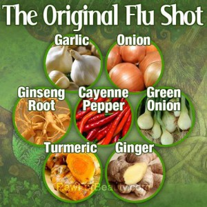Original flu shot