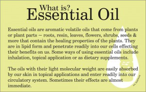 YL What is Essential Oil